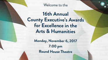 16TH ANNUAL COUNTY EXECUTIVE'S AWARDS PROGRAM